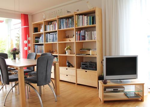 innenausbau und garderoben. Black Bedroom Furniture Sets. Home Design Ideas
